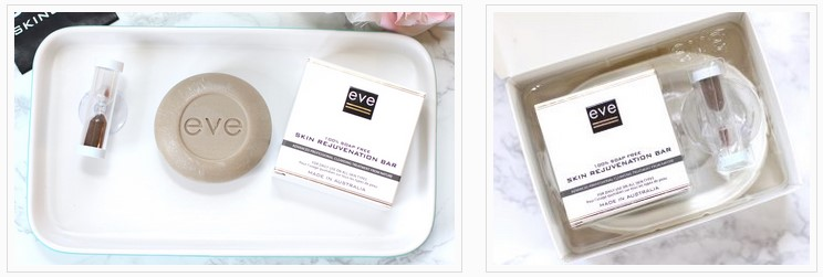 Eve Skincare Bar Review by Collective Beauty